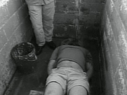 VIDEO: Waterboarding torture