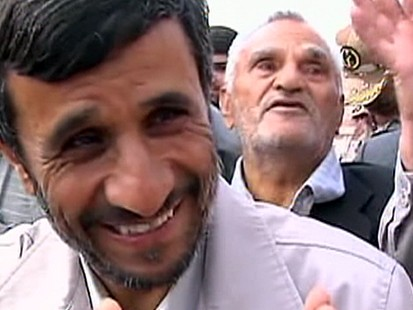 VIDEO: Wind of Change Sweeps Iranian Election