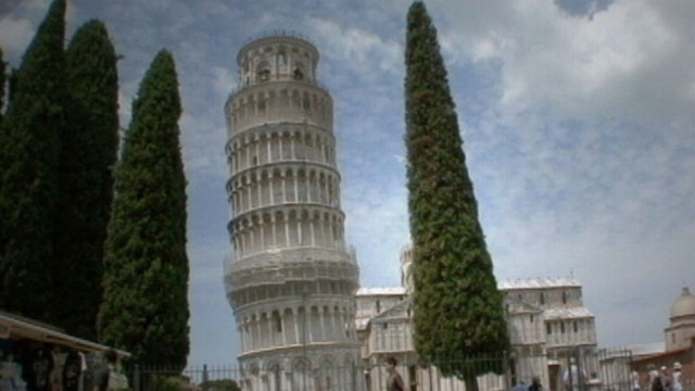 VIDEO: Italian government allows ads on Roman Colosseum and other historic sites.