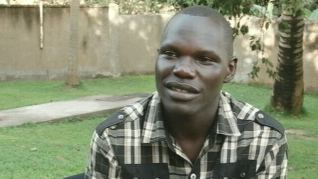 VIDEO: 13 at the time of the film, Jacob is now 21 and in law school in Uganda.