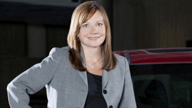 mary barra is new ceo at general motors video abc news