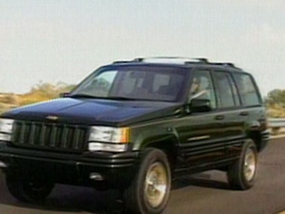 VIDEO: Jeep Grand Cherokee Safety