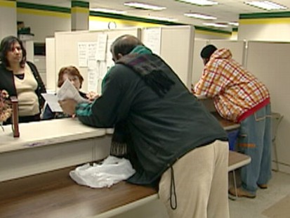 VIDEO: Unemployment remains at 9.5 percent. What does it mean for the jobless?