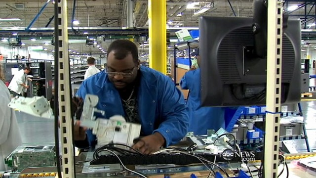 VIDEO: New report reveals employers not hiring, unemployment still high.