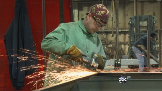 """VIDEO: This """"boomtown"""" boasts the lowest unemployment rate in the U.S."""