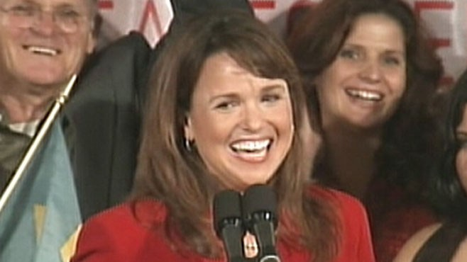 VIDEO: Surprising Tea Party wins may be putting GOP takeover plans in jeopardy.