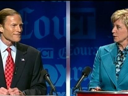 VIDEO: Debate in Connecticut