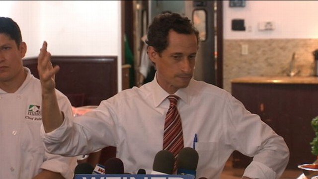 VIDEO: Top-ranking Democrats have called for the New York mayoral candidate to drop out of the race.