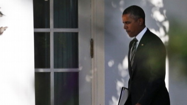 VIDEO: Obama makes a last-ditch effort to convince Congress to support a military strike on Syria.