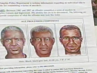 VIDEO: DNA evidence helped authorities wrap up their 25-year hunt for a serial killer.