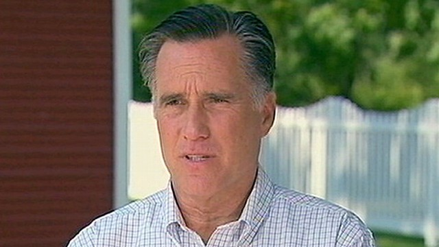 Your Voice, Your Vote: Romney Pushes Back
