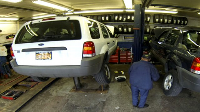 VIDEO: How to protect yourself the next time you go to the auto repair shop.
