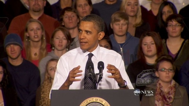 VIDEO: President unveils new plan to help college graduates crippled by debt.