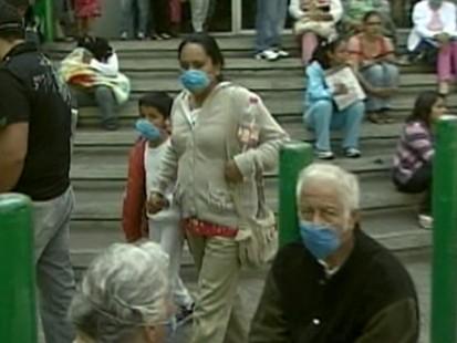 VIDEO: Swine flu may pose less risk than originally feared.