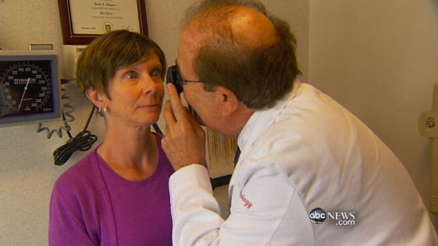 VIDEO: Experimental treatment brings relief for chronic migraine sufferers.