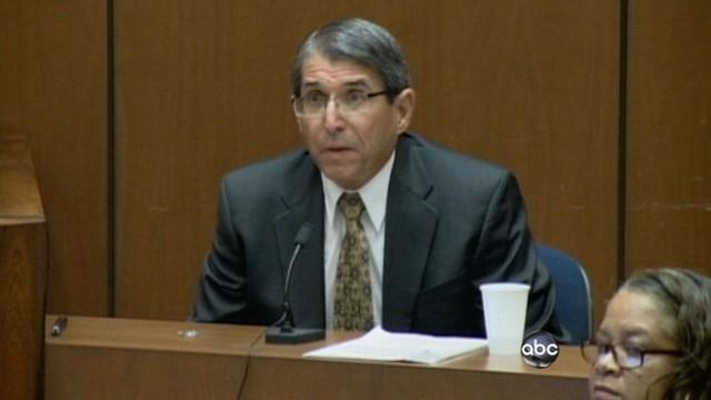 VIDEO: Conrad Murrays defense suffers a setback after cross examination.
