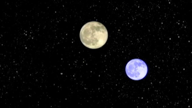 VIDEO: Scientists unlock mystery to moons two dissimilar lunar landscapes.