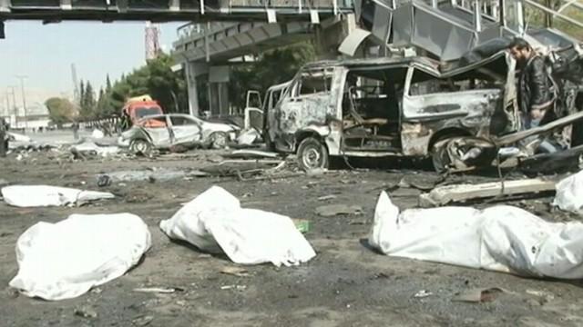 VIDEO: ABC News Terry Moran reveals new details on fatal detonation.