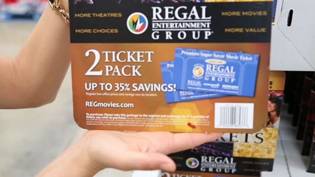 VIDEO: Paula Faris investigates how families can save big on movie night.