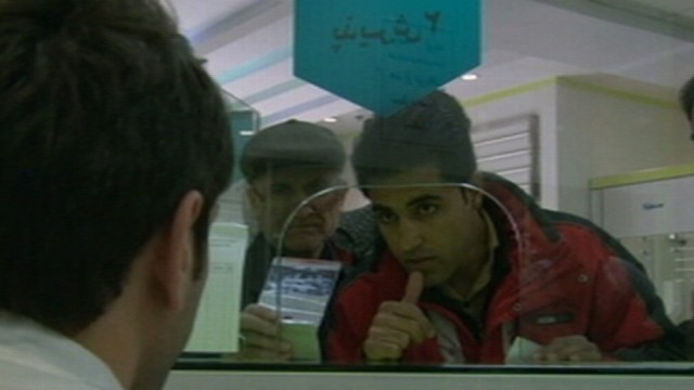 VIDEO: U.S. sanctions may be the cause of Irans dwindling supply of lifesaving medicines.
