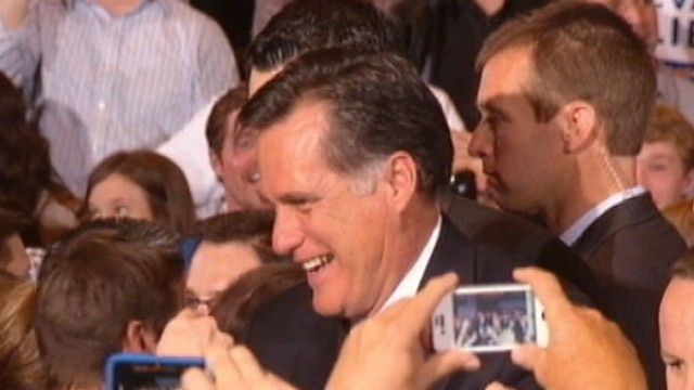 VIDEO: Romney and Gingrich focus their campaigns on Colorado and Minnesota.