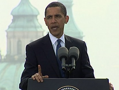 VIDEO:Obama Confronts N. Korea Launch