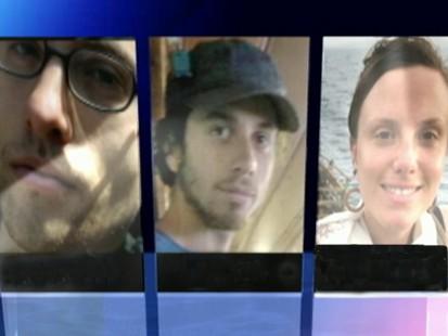 VIDEO:Three Americans Held in Iran Identified