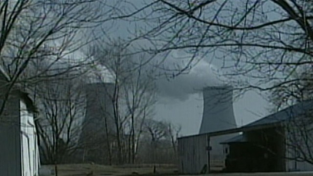 VIDEO: Almost 40 percent of Americans live within 50 miles of a nuclear reactor.
