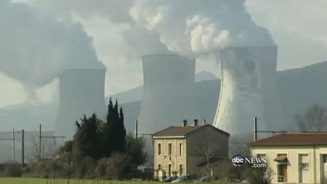 VIDEO: French officials investigate cause after incident at nuclear waste plant.