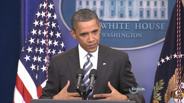 VIDEO: President warns of worst-case scenario if Congress fails to act.