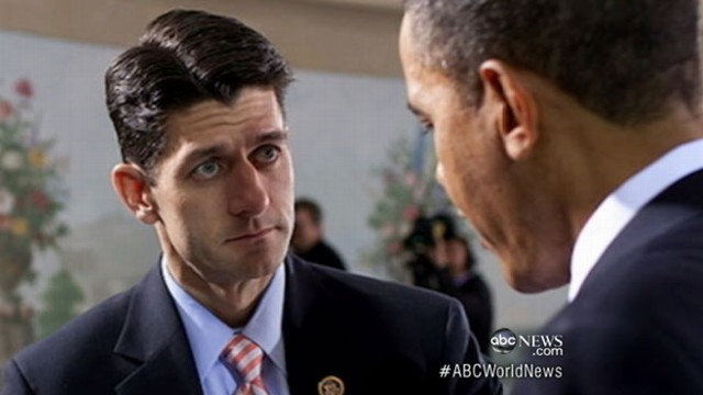 VIDEO: President has opposed Paul Ryans budget proposal, key topic in race with Romney.