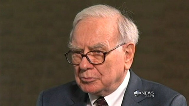 VIDEO: President sides with billionaire Warren Buffett on tax hikes for the wealthy.
