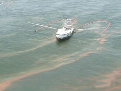 VIDEO: Jeffery Kofman on whats happening to the oil still sitting in Gulf waters.