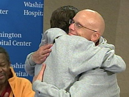 VIDEO: Strangers Swap Organs