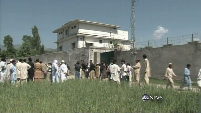 VIDEO: Pakistani government rounds up people who helped CIA locate terror leader.