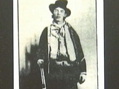 VIDEO: New Mexico to Pardon Billy the Kid?
