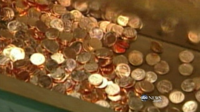 VIDEO: U.S. government could save money by cutting out the penny from circulation.