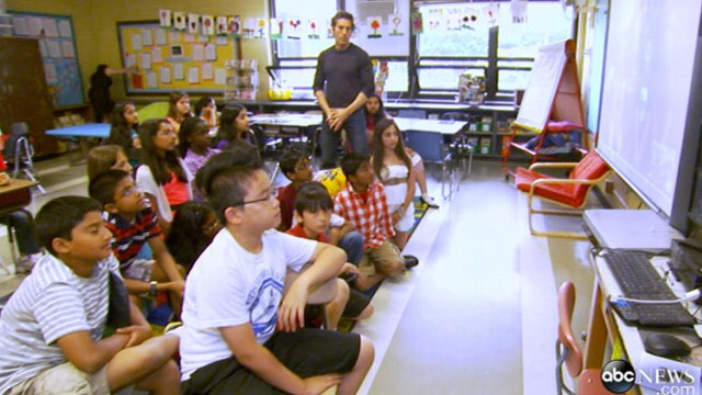 VIDEO: Students in New Jersey raise money to help victims of tornado in Oklahoma.