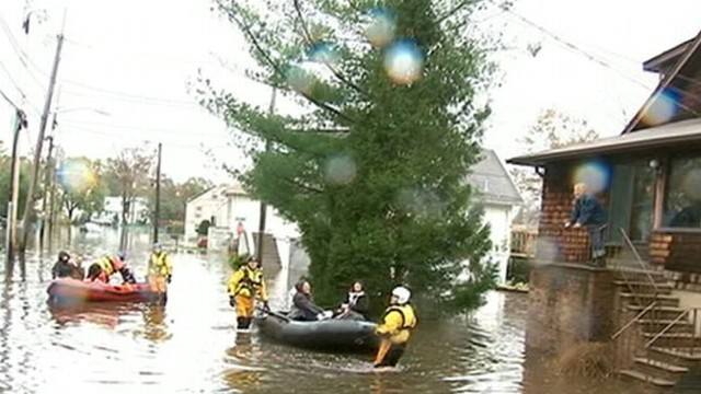 VIDEO: Alex Perez reports on survival stories in the wake of the storm.