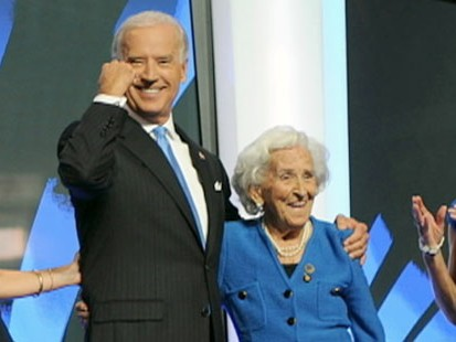 VIDEO: A look at the long life of the vice presidents mother, who died at age 92.