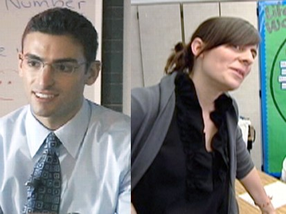 """VIDEO:""""World News"""" follows two teachers with the secret to success."""