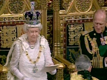 VIDEO: The queen is cutting spending so taxpayers dont have to pay so much.