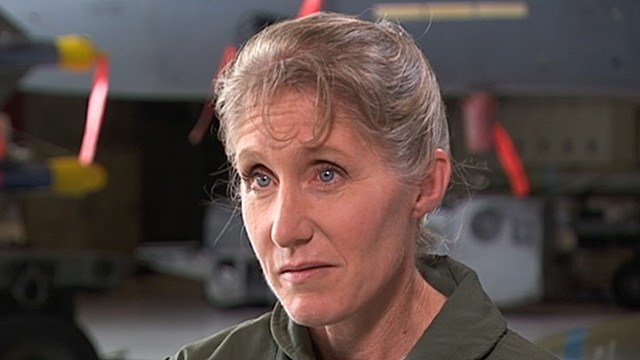 Soaring With the First Woman Fighter Jet Commander