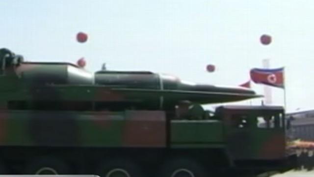 "VIDEO: Growing concern of strike as North Korea moves artillery into ""combat posture."""