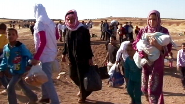 VIDEO: Creates second-largest refugee camp in the world for those trying to escape civil war.