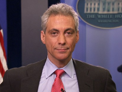 VIDEO: Rahm Emanuel speaks to Charles Gibson