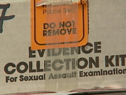 VIDEO: Victims speak out against unprocessed rape kits throughout the country.