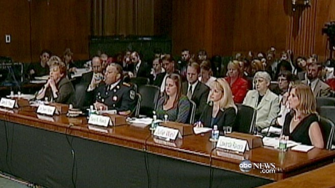 VIDEO: Rape victims tell Congress that police have been ignoring case after case.