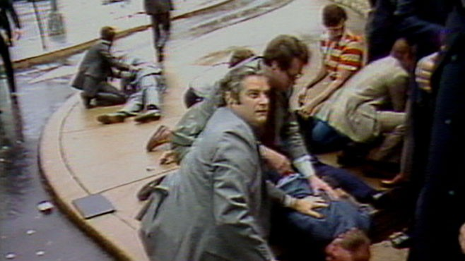 VIDEO: A Look at the Assassination Attempt on Reagan
