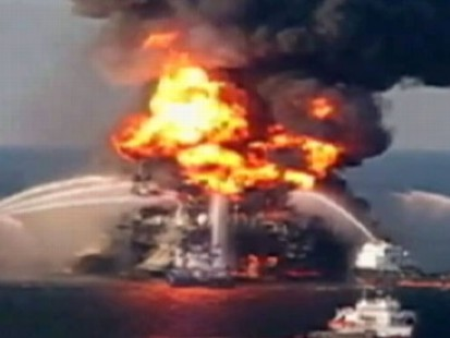 VIDEO: Oil Spill of the Gulf Coast